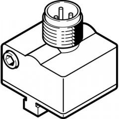 CAPTEUR DE PROXIMITE SMEO-8E-M12-LED-230