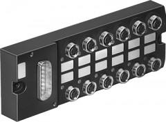 REPARTITEUR MULTIPOLE MPV-E/A12-M8