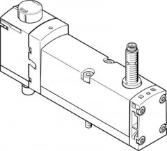 ELECTRODISTRIBUTEUR     VSVA-B-M52-MZ-A1-1T1L-ANC