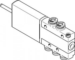 ELECTRODISTRIBUTEUR  MHE2-MS1H-5/2-QS-4-K