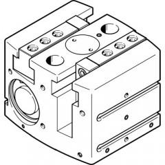 PINCE A SERRAGE PARALLELE HGPL-40-20-A-B