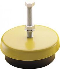 Support de machines anti-vibrations réglable LEVEL-MOUNT®