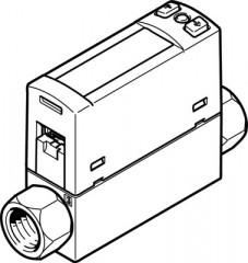 capteur de débit SFAH-100U-G14FS-PNLK-PNVBA-M8