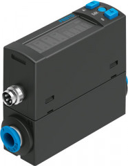capteur de débit SFAH-0.1U-Q4S-PNLK-PNVBA-M8