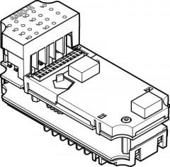 module d'entrée CPX-4AE-4AA-H