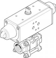 unité d'entraînement de robinet à boiss VZBA-21/2