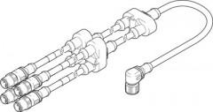 adaptateur NEFV-V12-M12W8-0.6-M12QG5