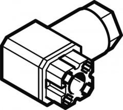 connecteur femelle SD-4-WD-7
