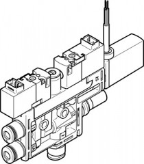 venturi OVEL-5-H-10-PQ-VQ4-UA-C-A-B2PNLK-H3