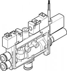 venturi OVEL-10-H-15-PQ-VQ6-UA-C-A-B2PNLK-H3