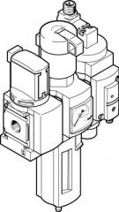 combinaison d'unités de conditionnement MSB4-1/4:C3:J120:D14-WP