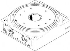 plateau à indexation DHTG-220-3-A