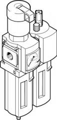 combinaison d'unités de conditionnement MSB4-1/4-FRC13:J120M1