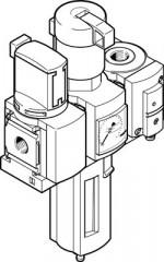 combinaison d'unités de conditionnement MSB4-1/4:C3:J120:F12-WP