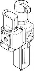 combinaison d'unités de conditionnement MSB4-1/4:C3:J120-WP