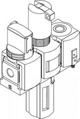 combinaison d'unités de conditionnement MSB6-1/2:C3:J120:F12-WP
